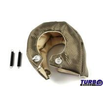 Kipufogó Turbo hővédő T4 titanium type 1